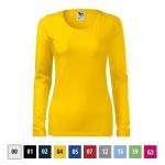 f37a5d5c06fe Dámske tričko Adler SLIM s dlhým rukávom. Príjemný materiál s prídavkom  elastanu
