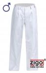 Pracovné odevy - Nohavice PATRIK pánske biele