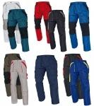 Pracovné odevy - Montérkové nohavice do pása MAX