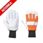 Pracovné rukavice OAK CHAINSAW - pilčícke