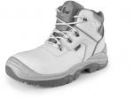 Pracovná obuv - OAK S2 členková biela