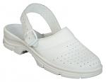 Pracovná obuv – Sandále MISA OB kožené zdravotné