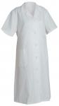 Pracovné odevy - Plášť dámsky biely (krátky rukáv)