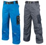 BEŽNE SKLADOM! Pracovné montérkové nohavice do pása 4TECH predĺžené. zmesový materiál 65% polyester, 35% bavlna. Vďaka gramáži 240g/m2 sú nohavice 4TECH veľmi príjemné na nosenie. Reflexné doplnky. Možnosť vloženia nakolenníkov. Veľ.: 46-62
