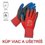Pracovné rukavice VANELLUS - cena od 1,05 €