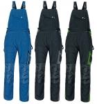 Pracovné odevy - Montérkové nohavice ALLYN s náprsenkou