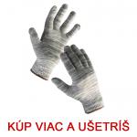 Pracovné rukavice BULBUL - cena od 0,28 €
