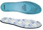 NA OBJEDNÁVKU! Vložky do topánok z prírodnej latexovej peny. Vrchný materiál je antibakteriálny. Farba: modro-biela. Veľkosť: univerzálna (možnosť vystrihnutia veľkosti)