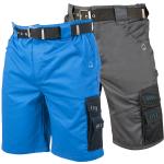 BEŽNE SKLADOM! Montérkové kraťasy 4TECH z kvalitného zmesového materiálu keper 65%, 35% polyester. 240g/m2,športový vzhľad, textilný opasok ZDARMA.Veľkosť:46-64
