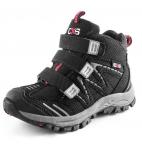 DOPREDAJ! Detská kotníková, softshellová obuv CXS SPORT,ľahká, pohodlná,  podšívka z textílneho materiálu, podošva: EVA/guma,veľ.: 28-35