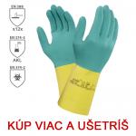Pracovné rukavice BI-COLOUR 87-900 - cena od 1,25 €