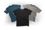 DODANIE 3-5 DNÍ! Pánske tričko 4TECH s krátkym rukávom zo súpravy 4TECH. Tričko má zdvojené lemy v kontrastnom  farebnom prevedení. Materiál: 100% bavlna, 180g/m2. Veľkosť: S-3XL