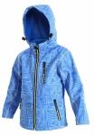 SKLADOM! Detská softshellová bunda DERBY s odopínateľnou kapucňou podšitou fleecom, 2 vrecká na zips, TPU membrána.Reflexné doplnky. Odolnosť materiálu proti prieniku vody 500mm mimo oblasť švov, paropriepustnosť 1000g/m2/24 hod Veľ.: 100-150