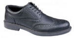 Pracovná obuv - poltopánky RICHMOND S1 SRC (nekovová)