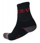 BEŽNE SKLADOM! Špeciálne ponožky NEKKAR vytvorené do náročného pracovného prostredia. Zaručujú maximálne pohodlný neškrtiaci lem, maximálnu ochranu nohy pred extrémnou pracovnou záťažou, ideálny odvod potu, dokonalú tepelnú izoláciu.  Materiál: 80% bavln