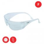 Okuliare LYNX - číre