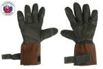 Pracovné rukavice ZIGO ANTIVIBRAČNÉ celokožené - cena od 4,05 €
