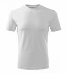 Pracovné odevy- Tričko 150g BIELE s logom