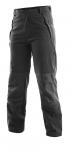 Pracovné odevy -  Softshellové unisex nohavice do pásu BOSTON