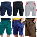 NA OBJEDNÁVKU! Montérkové kraťasy MAX. Nohavice sú na pevný pás, vzadu do gumy. Majú predné vrecká, bočné vrecko na mobil a meter. Veľkosť:48-62