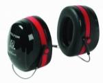 Chraniče sluchu OPTIME III,SNR 35 dB. s krčným oblúkom