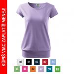 Pracovné odevy - Dámske tričko CITY (120) - cena od 3,77 €