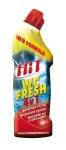 Dezinfekčný a čistiaci prostriedok na WC HIT Fresh 750g