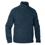 Pracovné odevy - Bunda fleece OTAWA tmavomodrá