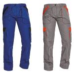 Pracovné odevy - Dámske montérkové nohavice MAX LADY do pása