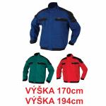 Pracovné odevy - Montérková blúza COOL TREND 170/194 cm