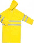 Pracovné odevy - Reflexný plášť do dažďa 605