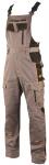 Pracovné odevy - Nohavice VISION s náprsenkou zimné