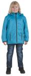 SKLADOM! Detská softshellová bunda MIKY s odopínateľnou kapucňou podšitou fleecom, 2 vrecká na zips, TPU membrána.Reflexné doplnky. Veľkosť: 122-158