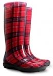 BEŽNE SKLADOM! Štýlové dámske gumené čižmy do dažďa. Materiál: PVC. Veľkosť: 36-41