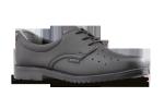 Pracovná obuv - poltopánky čašnícke 069 6660 OB E perforované