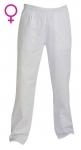 Pracovné odevy - Nohavice APUS dámske biele