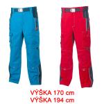 Pracovné odevy - Montérkové nohavice VISION do pása 170/194 cm