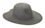 Dodanie 5-10 dní! Hutnícky klobúk zo 100%-nej králičej srsti. Norma: EN ISO 11611. Veľkosť: 54-61.