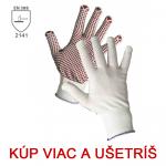 Pracovné rukavice GANNET - cena od 0,62 €