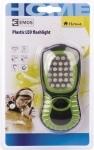 Baterka - Svietidlo 28+3 LED (3xAAA) zelené