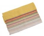 SKLADOM! Uterák vaflový, 100% bavlna, 220g/m2. Rozmer: 50 x 90 cm. Mix farieb.