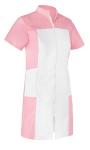 Pracovné odevy - Šaty KRISTÍNA zdravotnícke ružové