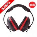 Chrániče sluchu PW43, SNR 32 dB