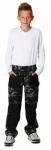 Pracovné odevy - Detské nohavice Camouflage do pása
