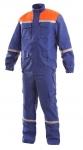 Pracovné odevy - Súprava ENERGETIK antistat., nehorľavá, reflex