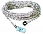 Pracovné lano AC 100 s karabínou 50 m