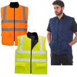 Pracovné odevy - Reflexná obojstranná vesta S469 cena od 19,81 €