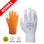 Pracovné rukavice A198 ESD, antistatické