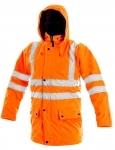 Pracovné odevy - Zateplená reflexná bunda OXFORD 3v1