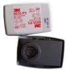 Filter 3M 6035 P3 - jemné častice
